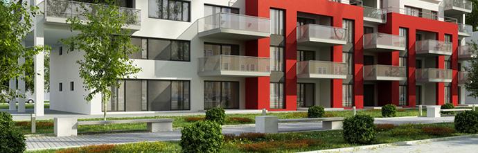 Objektbetreuung von Gebäuden